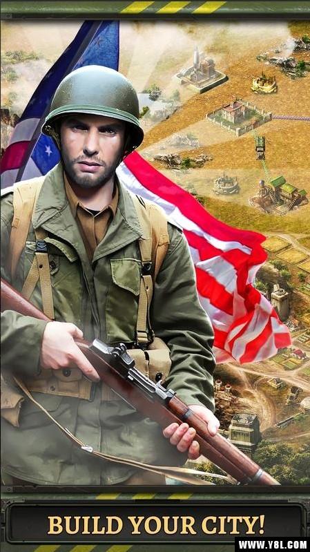 战时世界(策略战旗)