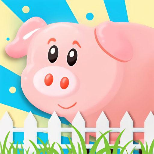 虚拟养猪场赚钱平台(网络养猪)v1.0安卓版