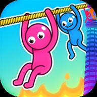 滑动绳索救援破解版v1.7.2安卓最新版