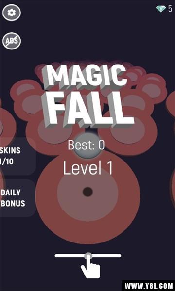 魔法瀑布MagicFall游戏