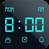 抖音网红文字时钟work clock手机版v2.8
