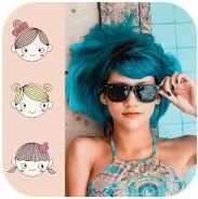 Hairstyles Photo Editor Pro软件v1.0