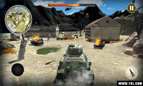 世界大战坦克战争安卓版