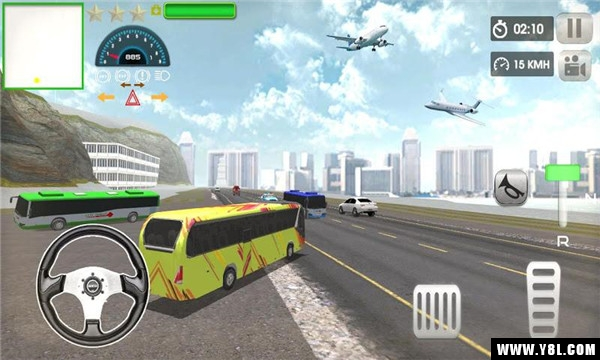 山地巴士司机3D安卓版