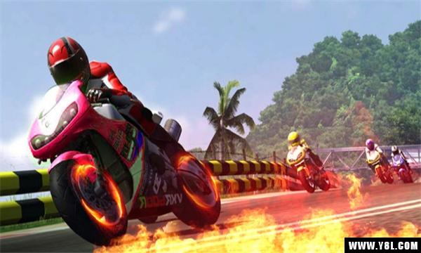 摩托赛车竞速安卓版