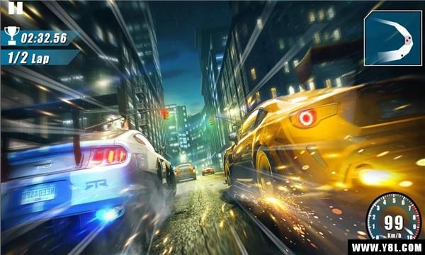 Powerspeedracingincity极速城市赛车安卓版