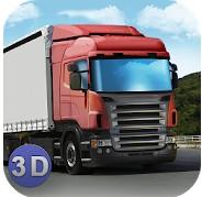 开货车模拟运输游戏v1.1