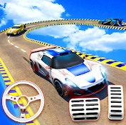 ImpossibleCarStuntsDrivingSimulator2019安卓版v1.5