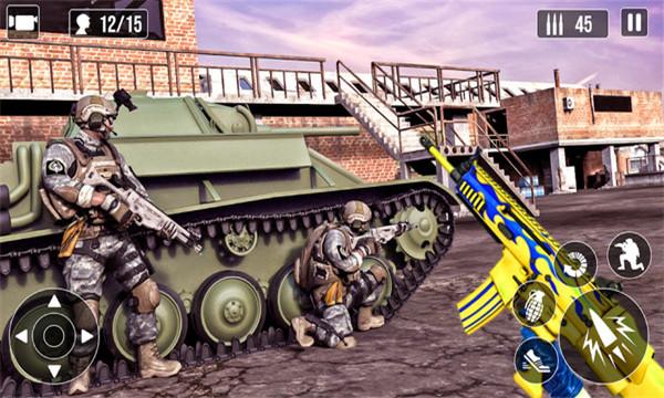 陆军攻坚战安卓版