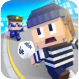 方块警察捉强盗游戏安卓版