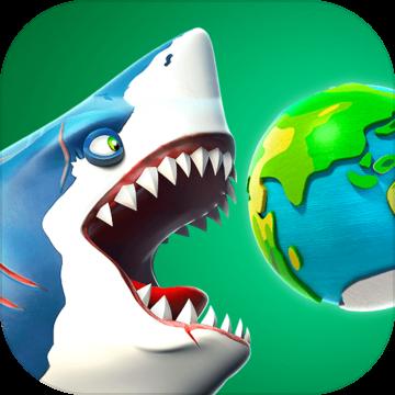饥饿鲨世界2021最新无限珍珠版v4.2.0最新鲨鱼