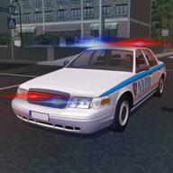警车模拟3D无限金币版v1.0.2