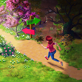 莉莉的花园最新破解版2021v1.98.0道具免费版
