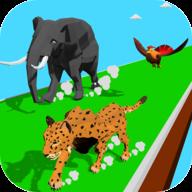 动物变形竞赛无限金币版v0.6.1免广告版