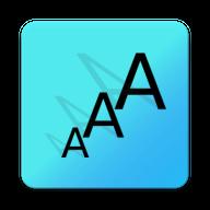 font size字体大小付费破解版v1.16.0