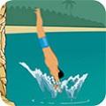 悬崖跳水运动